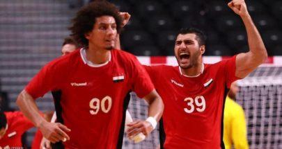 يد مصر إلى تاريخ الأولمبياد.. أول منتخب عربي بنصف النهائي image