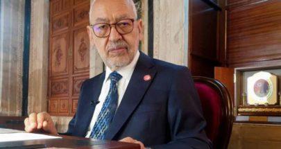 رئيس البرلمان التونسي يغادر المستشفى image