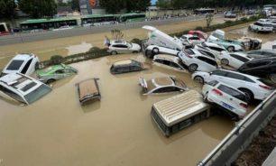 فيضانات كارثية تجتاح الصين.. قتلى بالمئات وخسائر بالمليارات image