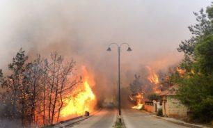 الأضرار تخطت ال 140 هكتارا... والحرائق مستمرة في عكار image