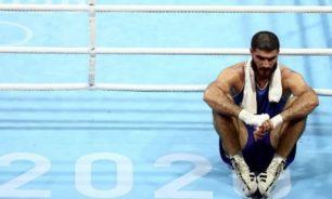 اولمبياد طوكيو: ملاكم فرنسي يخسر ويرفض الخروج من الحلبة image