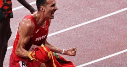 سفيان البقالي يمنح المغرب أول ذهبية في أولمبياد طوكيو image