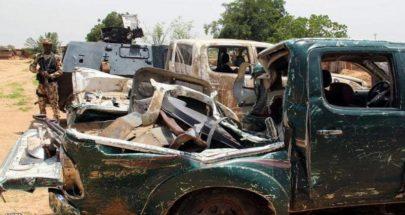 """النيجر.. مقتل 15 جنديا وفقدان 6 آخرين بهجوم """"إرهابي"""" image"""