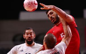 سواعد المنتخب المصري تخسر أمام فرنسا في نصف النهائي image