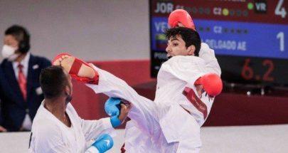 الأردني المصاطفة يتوج ببرونزية الكاراتيه في أولمبياد طوكيو image