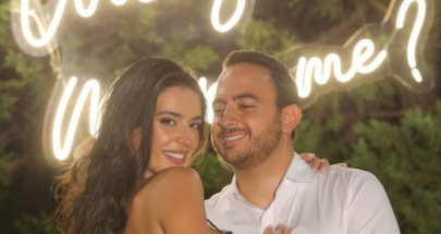 ملكة جمال لبنان: مبروك الخطوبة image
