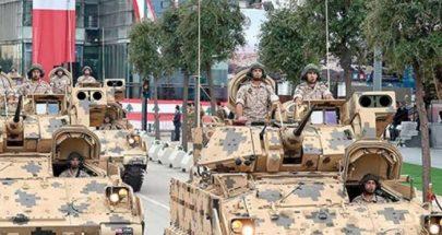الجيش في عيده: أزمة اقتصادية مقلقة ودعم دولي مطلق image