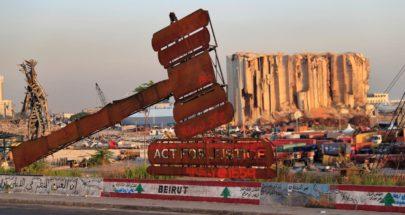 غُرُوبُ العدالة في لبنان image