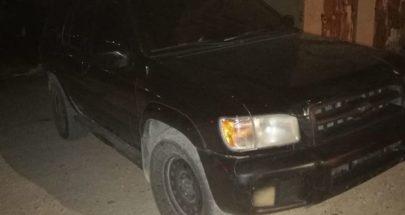 """""""عمليات سرقة سيارات""""... توقيف شخصين في بلدة حورتعلا! image"""