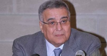 بو حبيب ترأس اجتماع اللجنة التحضيرية للانتخابات النيابية image