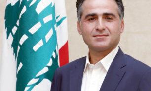 وزير الأشغال التقى شركات الملاحة اللبنانية في الاسكندرية image