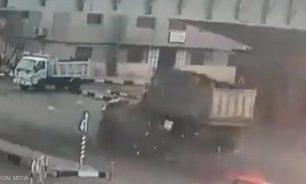بالفيديو: حادث سير مأساوي في مصر image