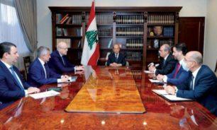 """لبنان يعمل على """"تغيير السلوك"""" مع صندوق النقد الدولي image"""