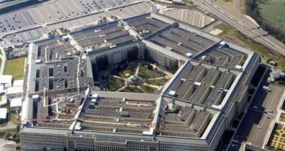 البنتاغون: نخطط للتخلص من الأسلحة الكيميائية في 2023 image