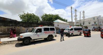 تفجير انتحاري قرب قاعدة عسكرية في مقديشو image