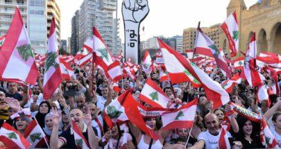 بين الحكومة الجديدة وثورة 17 تشرين image