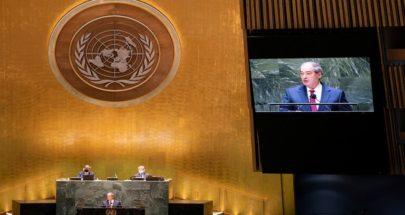 وزير الخارجية السوري يوجه تحذيرا لتركيا image