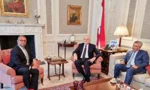 ميقاتي بحث مع الوزير البريطاني لشؤون الشرق الاوسط العلاقات الثنائية image