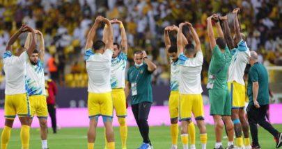 النصر السعودي يعلن الانفصال عن مدربه image