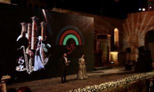انطلاق فعاليات مهرجان جرش في دورته الـ35 image