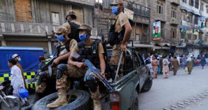 """تصفية أحد """"رؤوس داعش"""" جنوب غرب باكستان image"""