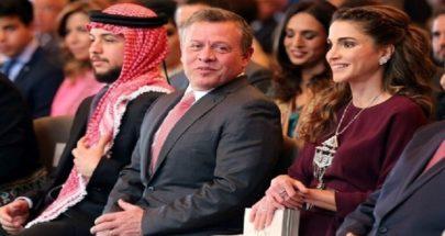 الملك عبد الله الثاني وعقيلته يدخلان الحجر الصحي image
