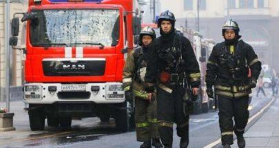 مصرع 3 أطفال بحريق في مقاطعة سمارا الروسية image