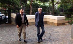 جنبلاط عرض مع السفير المصري الاوضاع في لبنان والمنطقة image