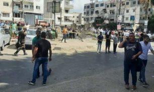 انفجار قنبلة أمام القصر العدلي في طرطوس image
