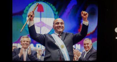لبناني رئيساً لوزراء الأرجنتين image