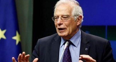 بوريل: لا اجتماع مع إيران في الأمم المتحدة بشأن الاتفاق النووي image