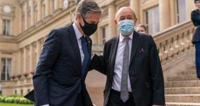 اجتماع ثنائي بين وزيري الخارجية الأميركي والفرنسي في الأمم المتحدة الخميس image