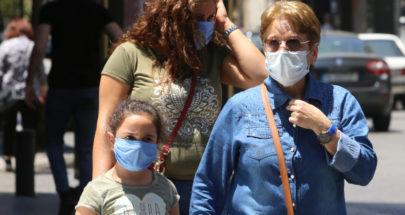 إليكم إصابات ووفيات كورونا الجديدة في لبنان image