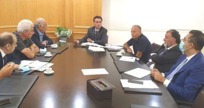 إجتماعاتٌ طارئة وعاجلة لـ وزير الأشغال العامة والنقل! image