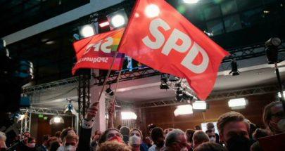 فوز الاشتراكيّين الديموقراطيّين في الانتخابات التشريعيّة بألمانيا image