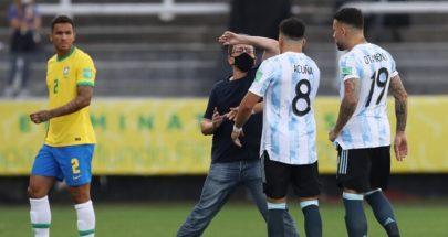 """منتخب الأرجنتين يستدعي الثلاثي المتورط في """"الفضيحة"""" أمام البرازيل image"""