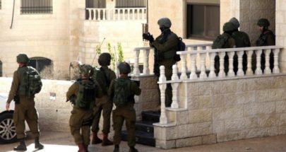 ضبط كمية متفجرات كبيرة كانت ستُستخدم بعملية في القدس image