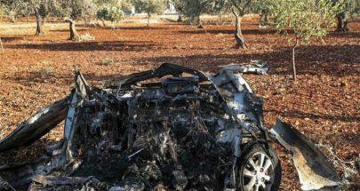 طائرة أميركية مسيّرة تقتل قياديَين في تنظيم القاعدة بشمال غرب سوريا image