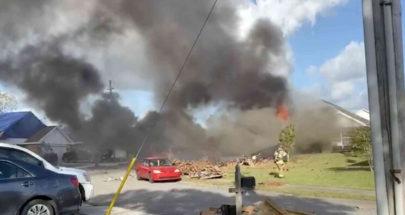 تحطّم طائرة تابعة للبحرية الأميركية في تكساس image