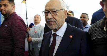 """الغنوشي يدعو التونسيين إلى """"النضال السلمي"""" image"""