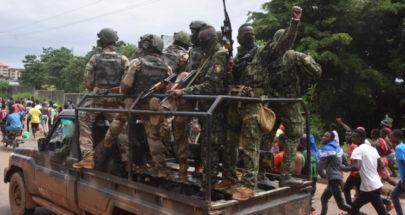 المجلس العسكري في غينيا يعتقل أحد وزراء حكومة كوندي... image