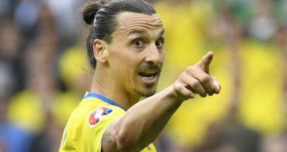 إبراهيموفيتش يعود لتشكيلة منتخب السويد image