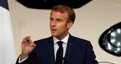 هل تنتقل باريس إلى الشق الثاني من مبادرتها؟ image