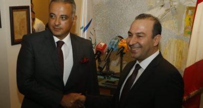 وزير الثقافة محمد المرتضى: الظرفُ يفرُض فرضاً الإنصراف الى العمل image