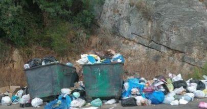 النفايات في كل مكان image