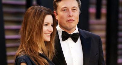 """""""الملياردير"""" ماسك ينفصل عن شريكته image"""