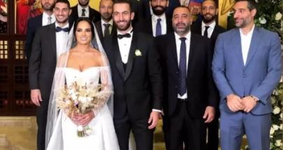 ايلي رستم يودع العزوبية... من هي زوجته الحسناء؟ image