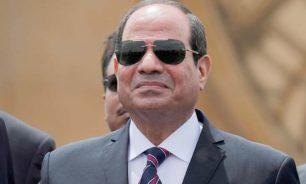 السيسي: قضية المياه مصيرية بالنسبة لمصر image