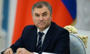 إعادة انتخاب فولودين رئيسا لمجلس النواب الروسي image