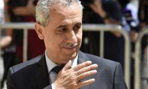 خواجه: الانتخابات ستجري وفقا للقانون النافذ حاليا image
